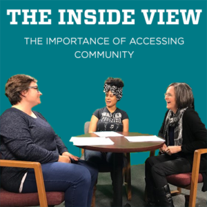 The Inside View: The Importance of Accessing the Community